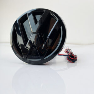 light up VW Emblem