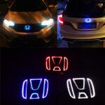 Honda Emblem Lights