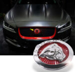 Jaguar Emblem Lights
