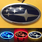 Light Up Subaru Emblem