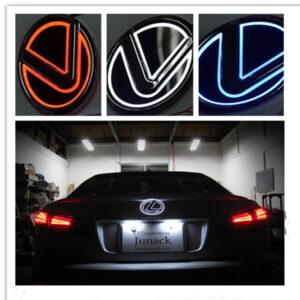 Lexus Light Up Emblem